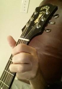 Jim guitar 115