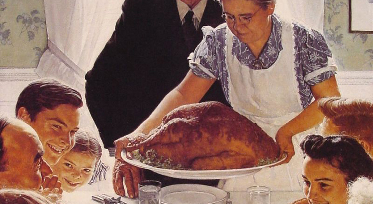 Rockwell, Freedom from Want 1943.jpg